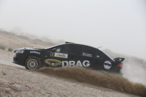 Meshari and Fares Al-Thefiri hold fourth overall and second in MERC 2 after day one in Qatar_ - Copy