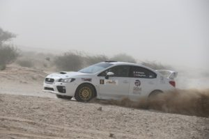 Rashid Al-Naimi and Hugo Maghalaes hold third place and the lead in MERC 2 after day one_ - Copy