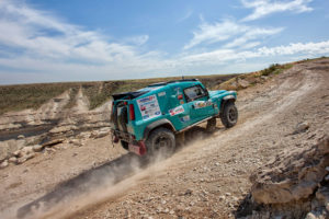 Kazakh drivers will be hoping for success on their home event.