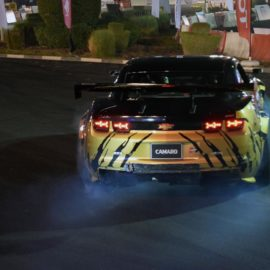 Red Bull Car Park Drift 9